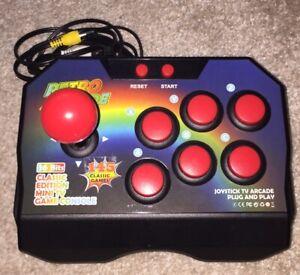 Retro Mini TV Games Plug In Arcade Stick Console 256 In 1 Games Console NES