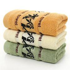 Antibacterial Face Towels Bamboo Charcoal Towel Soft Best Value Decorative Towel