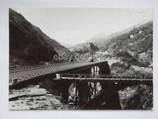 EXILLES Ponte Dora Riparia Torino vecchia cartolina