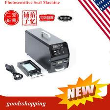 Digital Photosensitive Seal Flash Stamp Machine Selfinking Stamping Making