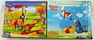 Winnie the Pooh 2-pack Puzzle