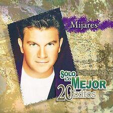 Solo Lo Mejor: 20 Exitos CD  Mijares Manuel Mijares FREE SHIPPING