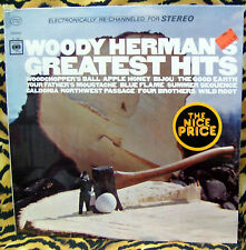 Woody Herman Greatest Hits  LP SEALED Columbia 9291