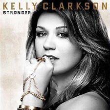 KELLY CLARKSON Stronger CD NEW Deluxe Edition 4 Bonus Tracks