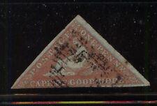 Cape of Good Hope 1 used  catalog  $240.00