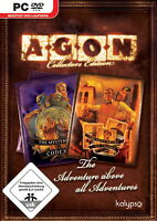 Agon - Collectors Edition - USK 0 - PC - NEU / OVP