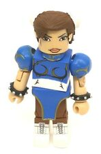"""Minimates Street Fighter X Tekken CHUN-LI Figure 2"""" Inch Art Asylum Complete"""