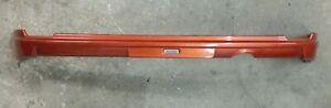 2008-2011 Scion xD DAMD D.A.M.D Lava Orange Rear Bumper Lower Lip Valance CLEAN!