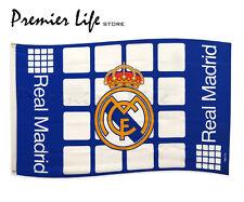 Real Madrid Plaza Flag