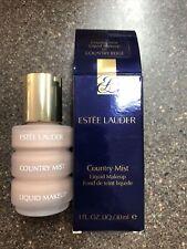 Bnib Estee Lauder Country Mist Liquid Makeup Country Beige 1 oz
