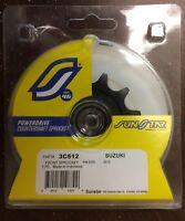 Sunstar 12T Front Countershaft Sprocket for Suzuki 2013-16 RMZ 250 RMZ250 3C512