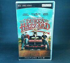The Dukes of Hazzard (PSP UMD Movie, 2005) Jessica Simpson, Johnny Knoxville...