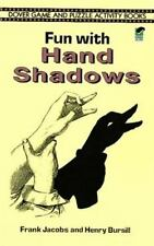 Fun with Hand Shadows (Dover Game & Puzzle Activity Books)