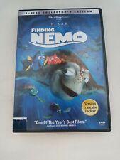 Finding Nemo ~ 2 Disc Collector's Edition Disney * Pixar ~ Dvd 2003