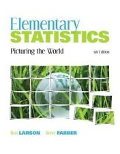 Elementary Statistics: Picturing the World (5th Edition) by Farber, Betsy, Larso