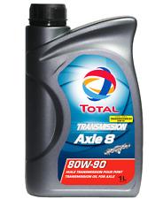 Total TRASMISSIONE AXLE 8 80w-90 1l/sostituisce TRANS. x4 80w-90 - PSA b712375