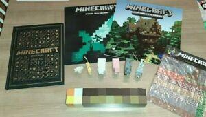 Minecraft Figuren Poster Bücher Konvolut