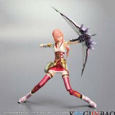 Play Arts Kai Final Fantasy XIII/13 Serah Farron Action Figure model With Box