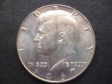 United States of America Kennedy Half Dollar coin 1967 40% Silver good condition