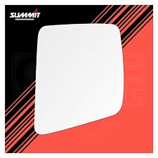 Commercial Replacement Mirror Glass - RENAULT TRAFFIC (to 01) - LEFT