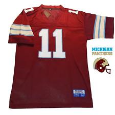 Michigan Panthers USFL Jersey Customized United States Football League