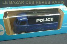BUDGIE TOYS. VOLKWAGEN COMBI POLICE. + boite