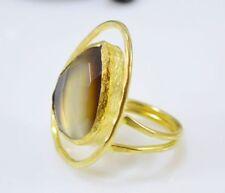 Handmade Agate Costume Rings