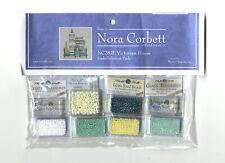 Cross Stitch ~ Nora Corbett Embellishment Pack for The Victorian House #NC282E