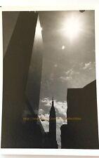NYC New York City Photo Empire State Building At Sundown 1975 Vintage