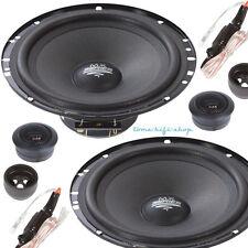 Audio System MX-165 EVO 16,5cm Auto Lautsprecher 240 Watt 2-Wege Boxen MX165