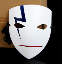 Darker Than Black Hei Resin Mask Angry Cosplay Props Halloween Costume Mask Gift