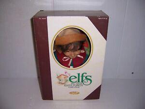 "1997 Berenguer Elfs The Great Elven Forest Collection Worker Blinkee 12"" Doll"