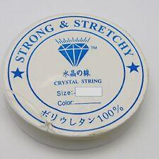 1 ROTOLO 1 mm Qualità Elastico Stretch Crystal Thread