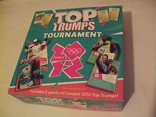 Top Trumps Tournament London 2012 Official Product UK