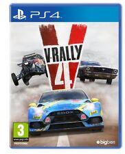 V-RALLY 4 DAY ONE EDITION PS4 VIDEOGIOCO RALLY GIOCO ITALIANO PLAYSTATION 4