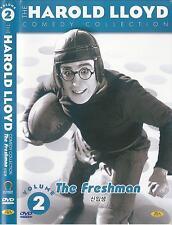 The Freshman (1925, Harold Lloyd) DVD NEW