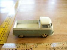 VW Volkswagen Johnny Lightning 2002 Playing Mantis bus toy metal work truck