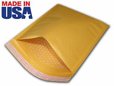 "250 #0 6X10 Kraft Bubble Mailers Padded Shipping Envelop ENJP 6""x10"""