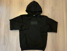 Kith Classic Box Logo Hoodie black sz L