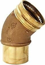 VIEGA PROPRESS FITTINGS - 91547 XL BRONZE ELBOW 45° FTGxP 4""