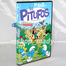 The Smurfs and the Magic Flute Dvd en ESPAÑOL LATINO Región 4