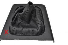 FITS MAZDA RX-7 RX7 FC3S 86-91 GEAR GAITER black stitching - SHIFT BOOT