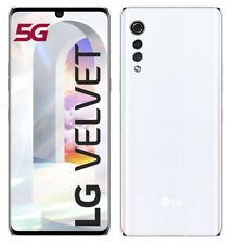 LG Velvet Aurora White 5G 128GB 6GB Official Warranty No Brand