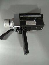 【NEAR MINT】 Nikon 8mm Super Zoom 8 Movie Film Camera From Japan