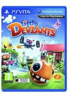 Little Deviants (PS Vita Game) *VERY GOOD CONDITION*