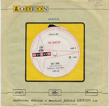 "The Beatles ""Hey Jude / Revolution"" 7"" 33/Odeon/7-BT-12/VG+  **Brazil**"