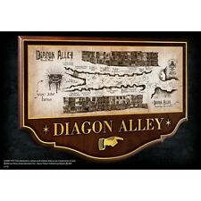 Harry Potter Diagon Alley Sign The Noble Collection