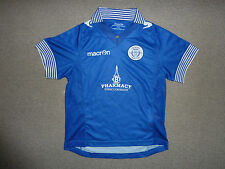 age 4-6 QUEEN of the SOUTH football SHIRT home soccer shirt DUMFRIES & GALLOWAY
