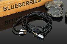 OCC Silver Plated Audio Cable For Audio Technica ATH-LS400 LS300 LS200 E40 E50