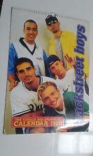 BACKSTREET BOYS CALENDAR 1999 + SUPRISES